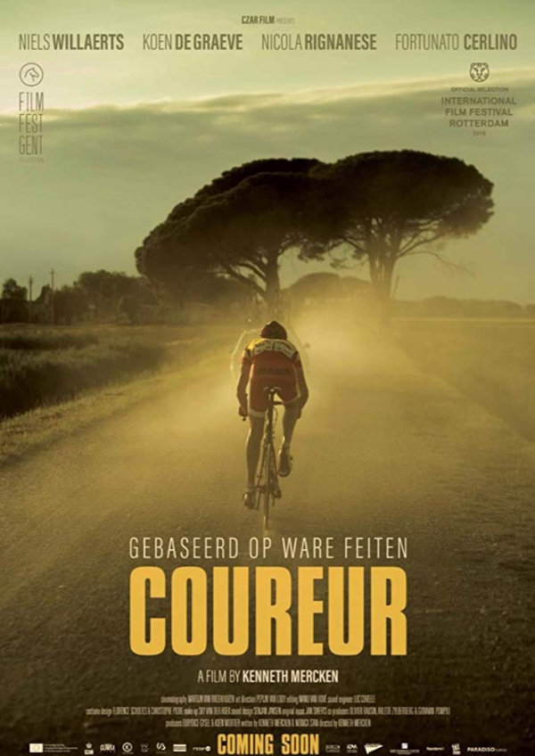 'Coureur' movie poster