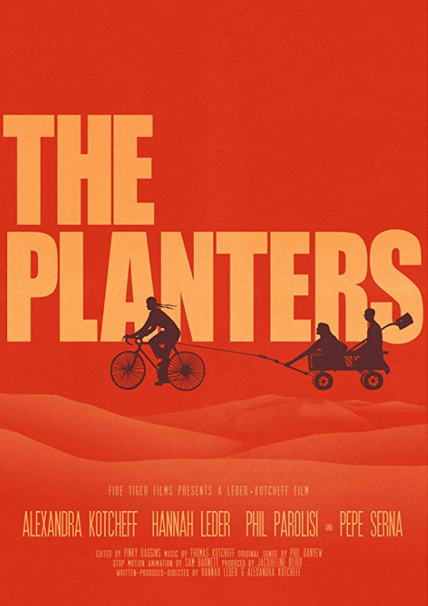 'The Planters' movie poster