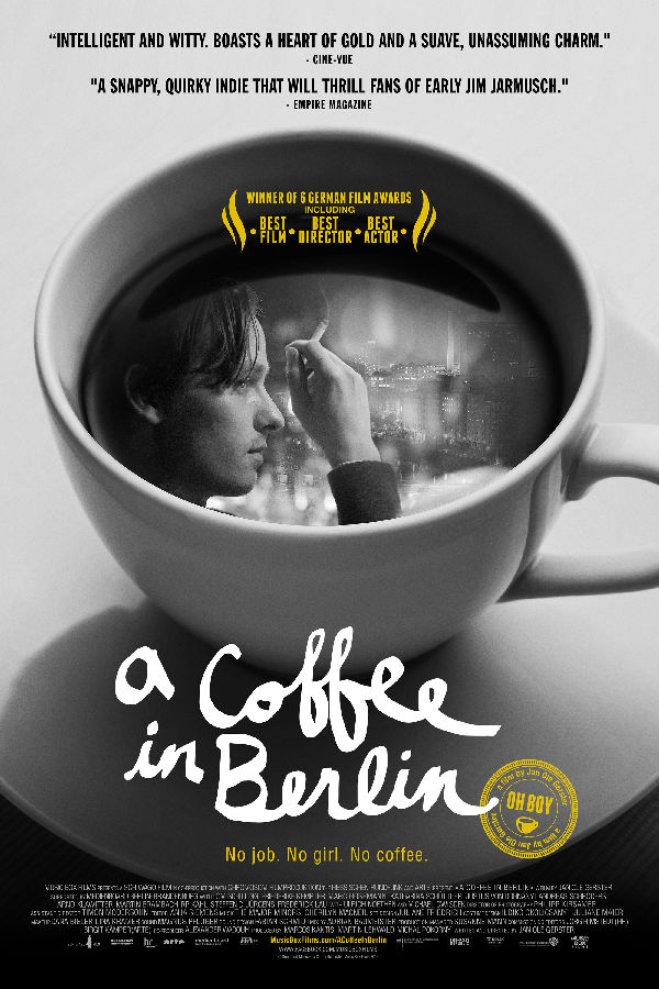 'A Coffee In Berlin' movie poster