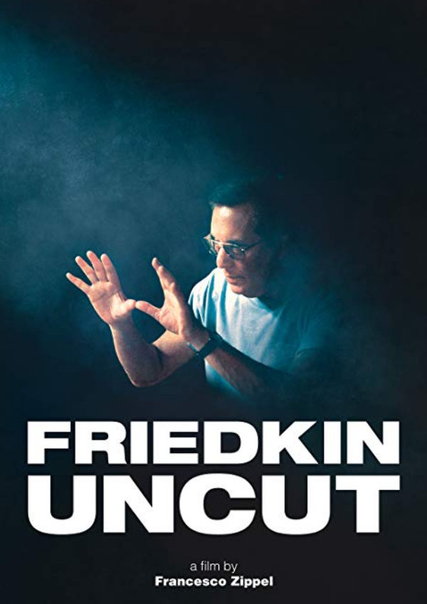 'Friedkin Uncut' movie poster