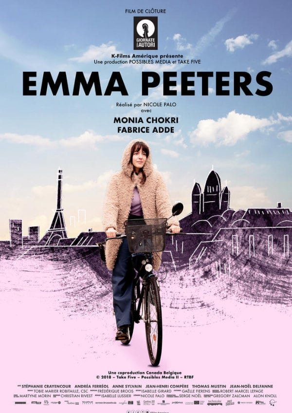 'Emma Peeters' movie poster