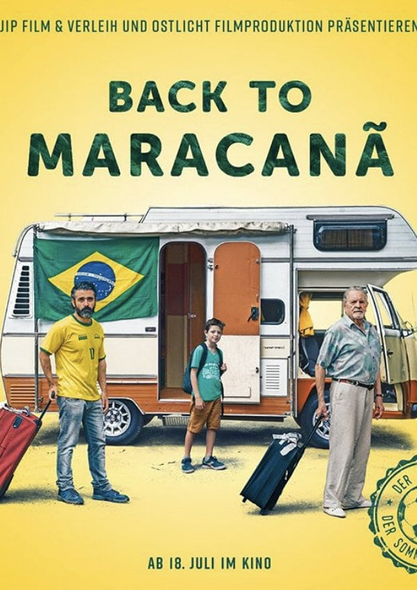 'Back To Maracanã' movie poster