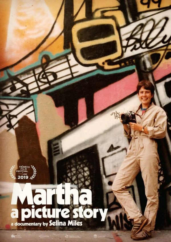 'Martha: A Picture Story' movie poster