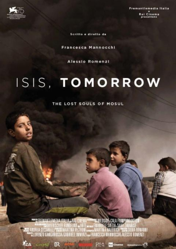 'Isis, Tomorrow: The Lost Souls of Mosul' movie poster