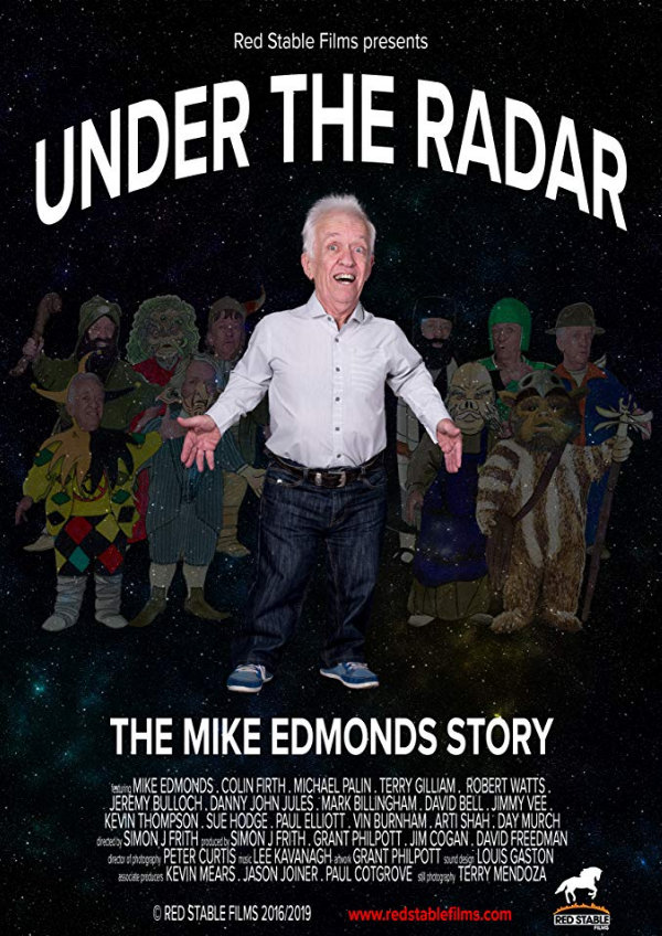 'Under the Radar: The Mike Edmonds Story' movie poster