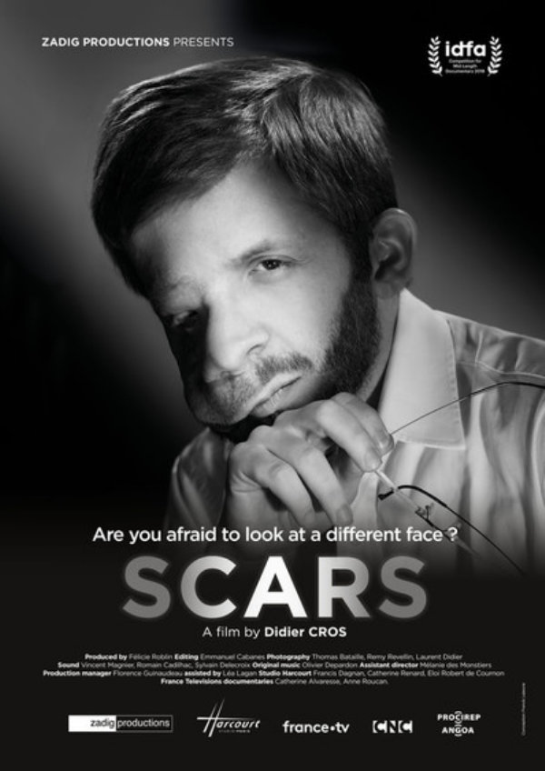 'Scars (La Disgrâce)' movie poster