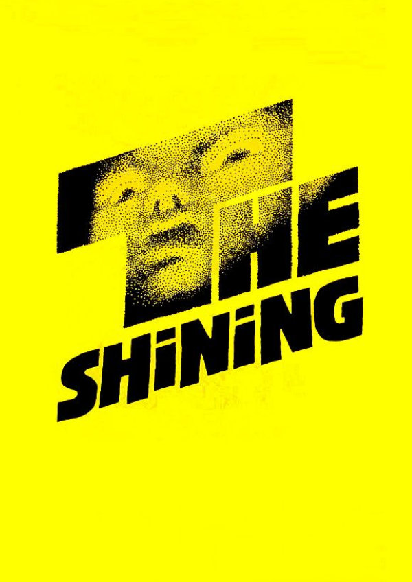 'The Shining' movie poster
