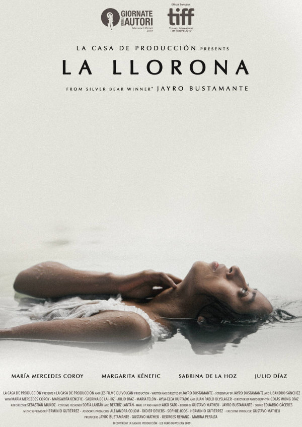 'The Weeping Woman (La Llorona)' movie poster
