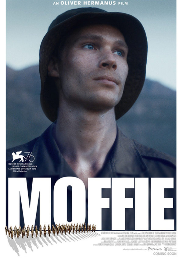 'Moffie' movie poster