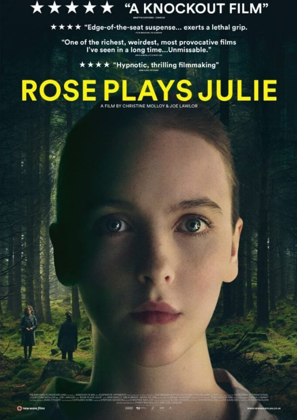 'Rose Plays Julie' movie poster