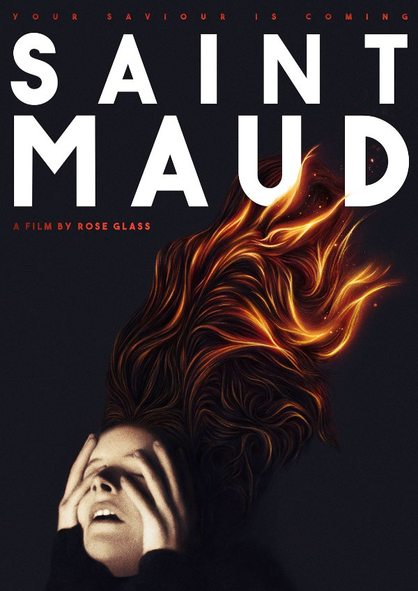 'Saint Maud' movie poster