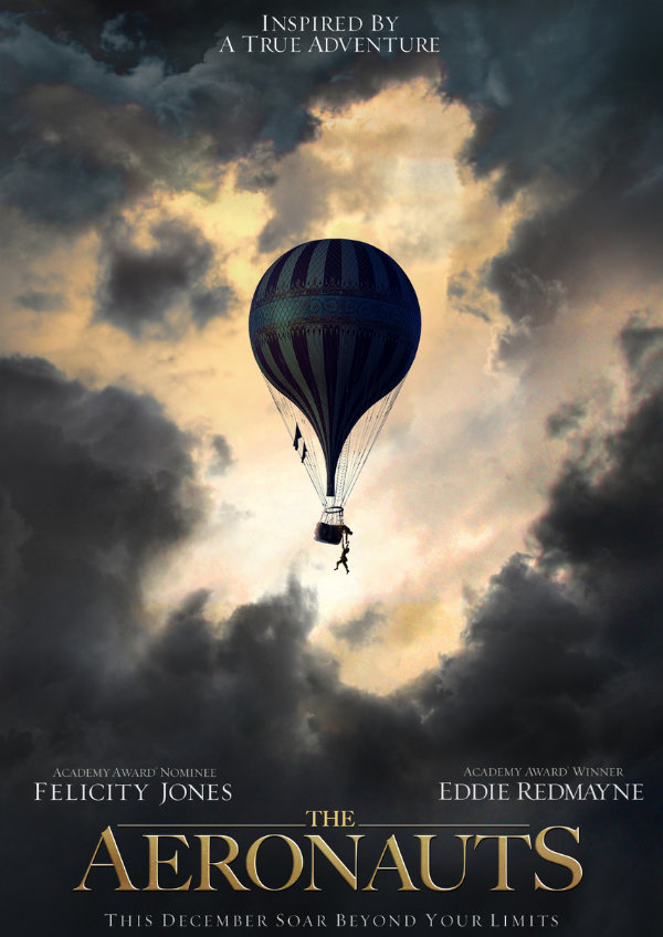 'The Aeronauts' movie poster