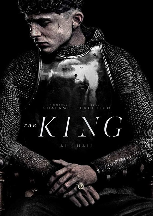 'The King' movie poster