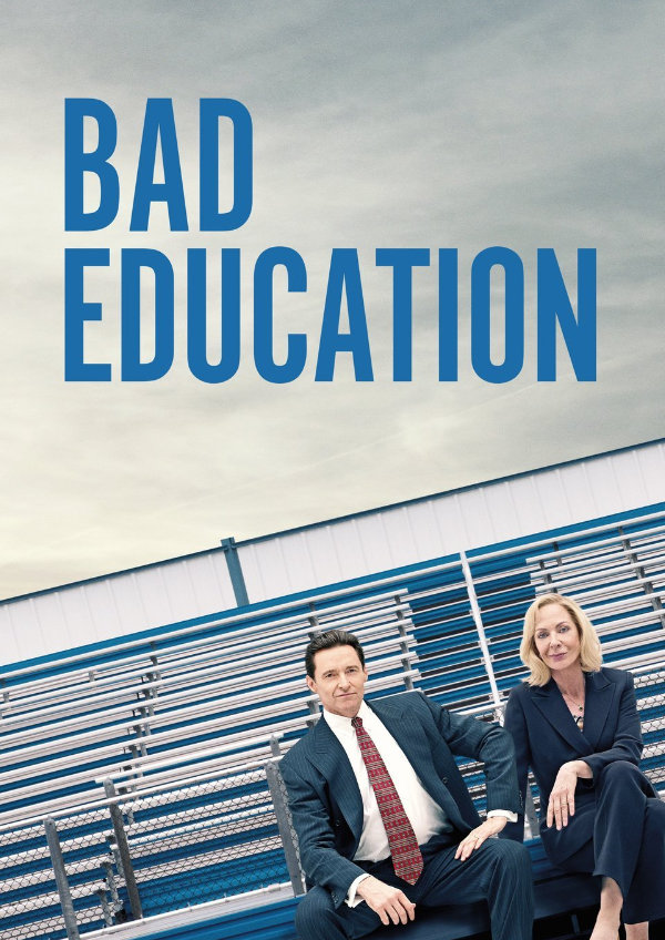 'Bad Education' movie poster
