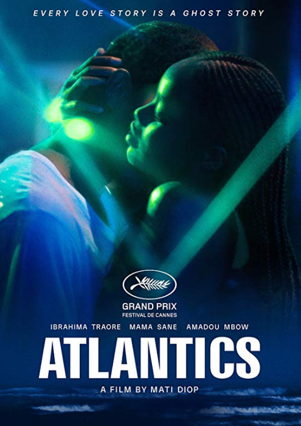 'Atlantics (Atlantique)' movie poster