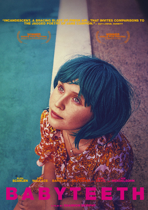 'Babyteeth' movie poster