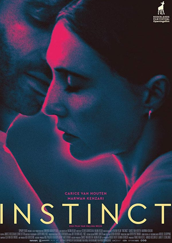 'Instinct' movie poster
