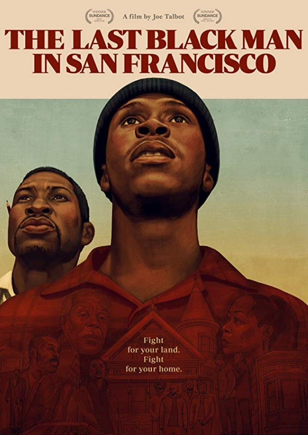 'The Last Black Man in San Francisco' movie poster