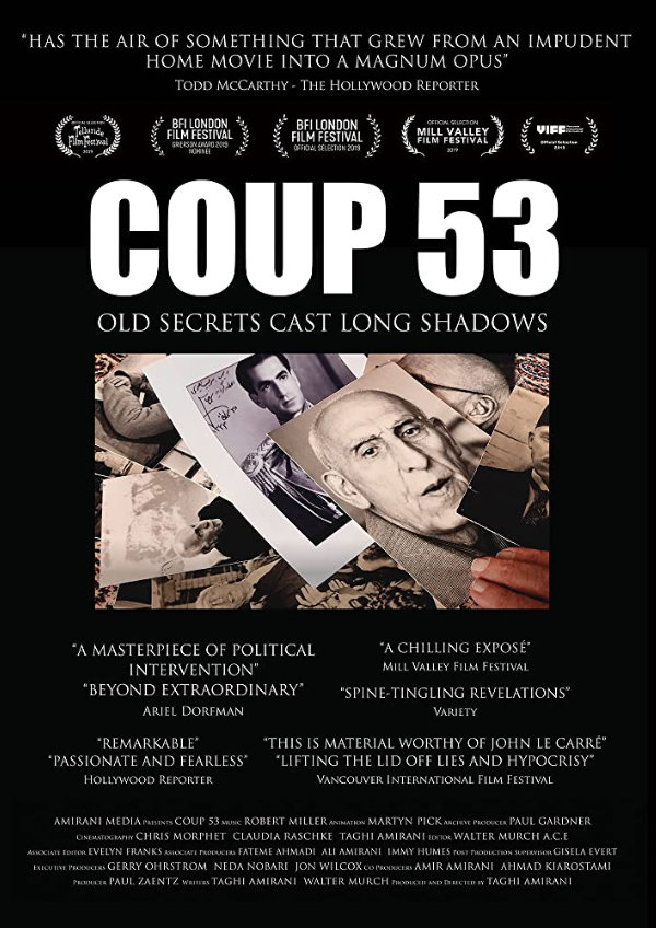 'Coup 53' movie poster