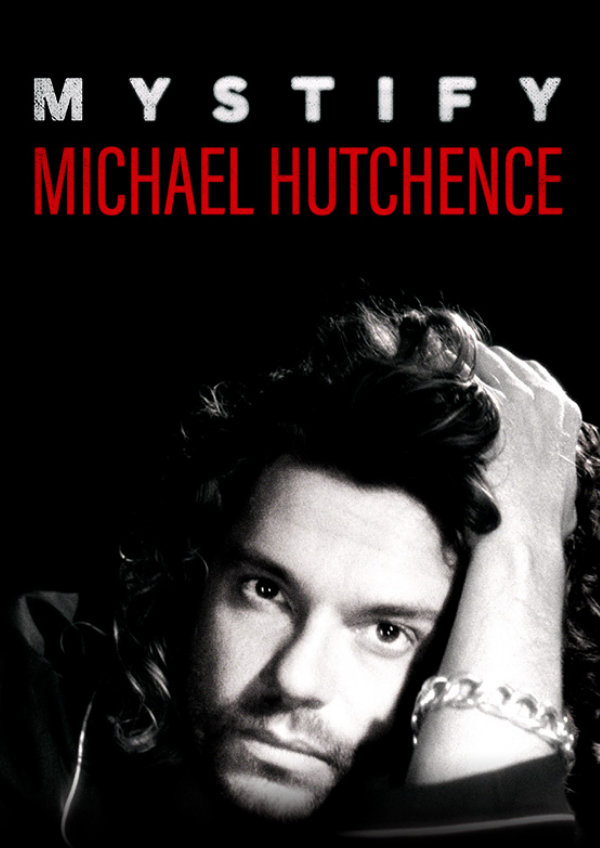 'Mystify: Michael Hutchence' movie poster