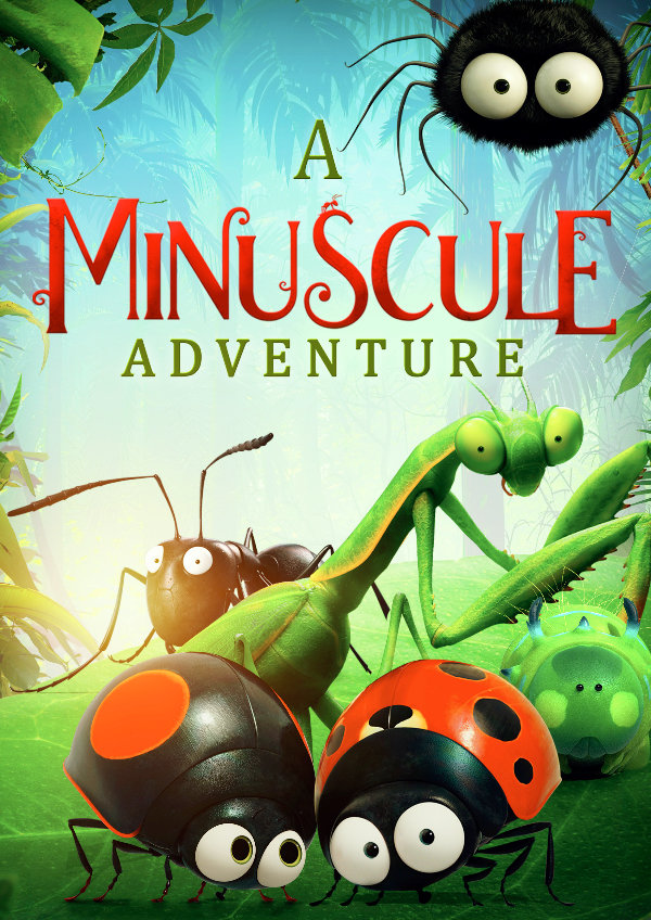 'A Minuscule Adventure' movie poster