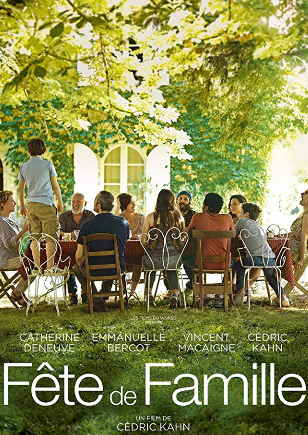 'Happy Birthday (Fête de Famille)' movie poster