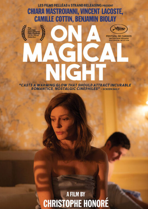 'On a Magical Night (Chambre 212)' movie poster