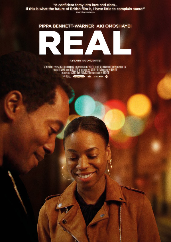 'Real' movie poster