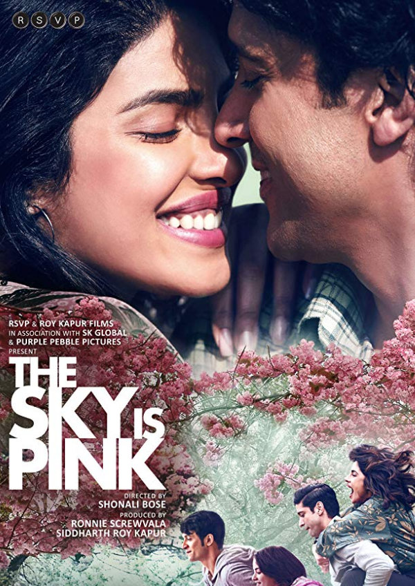 'The Sky Is Pink' movie poster