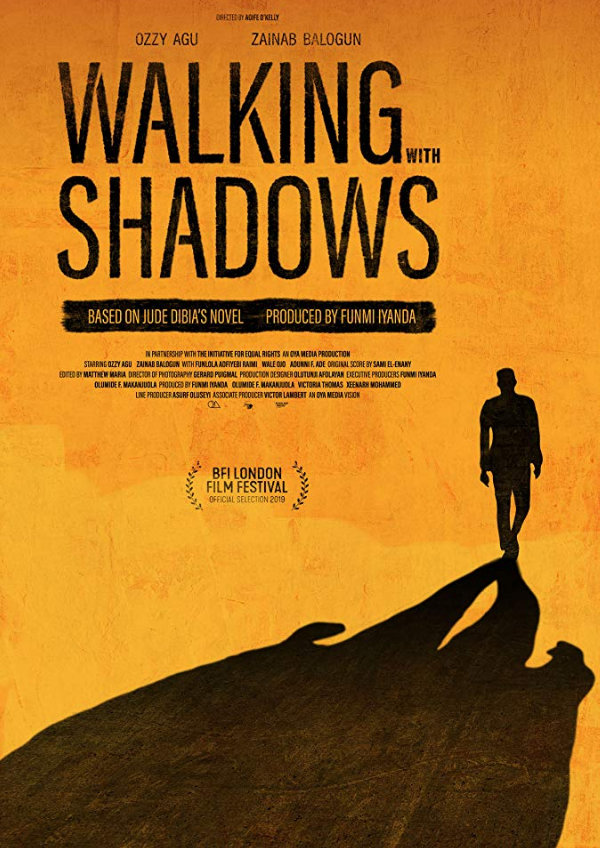 'Walking with Shadows' movie poster