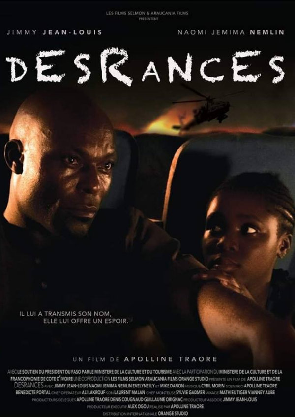 'Desrances' movie poster