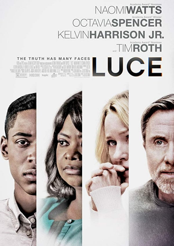 'Luce' movie poster