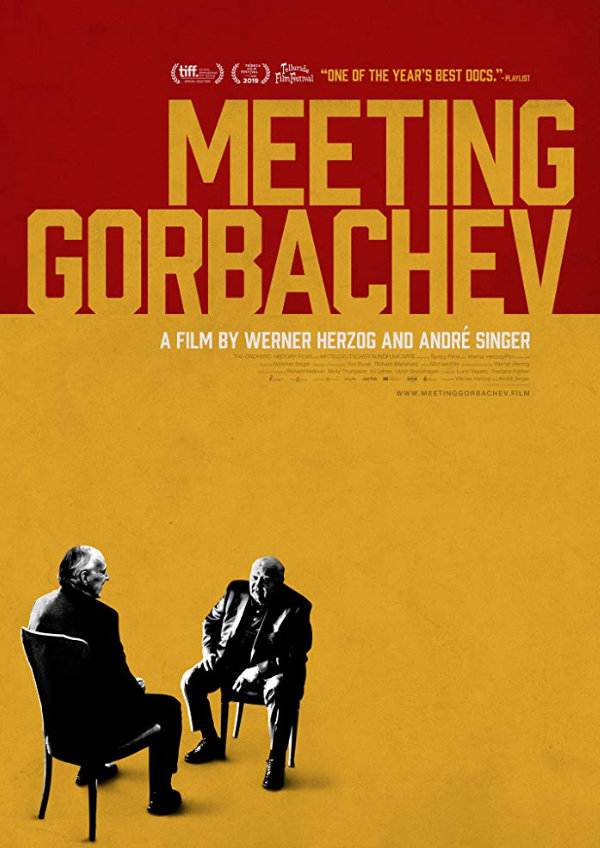 'Meeting Gorbachev' movie poster