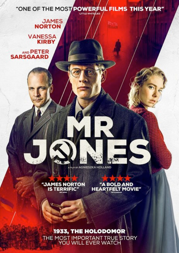 'Mr. Jones' movie poster