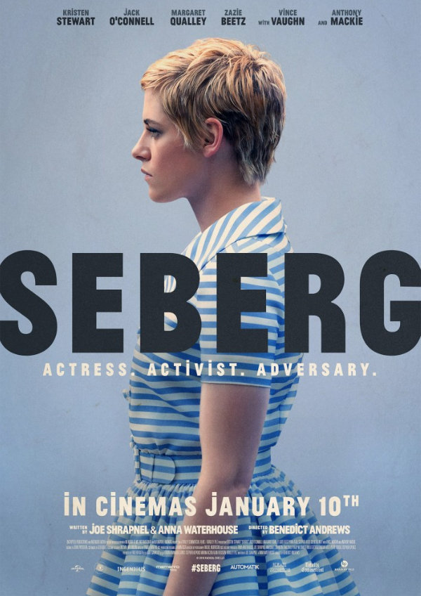 'Seberg' movie poster