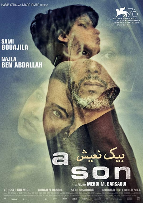 'A Son' movie poster