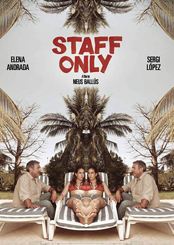 'Staff Only' movie poster