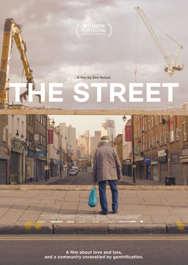'The Street' movie poster