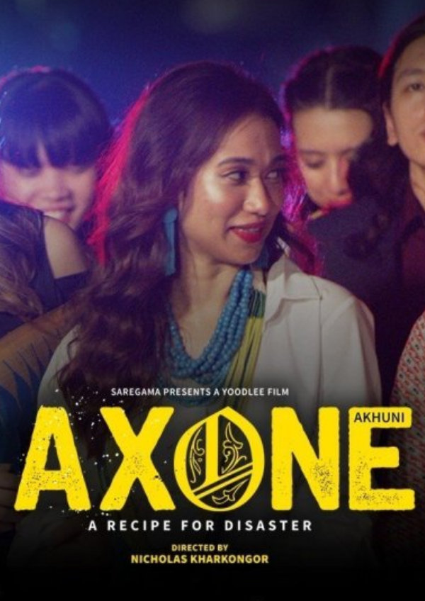 'Axone' movie poster