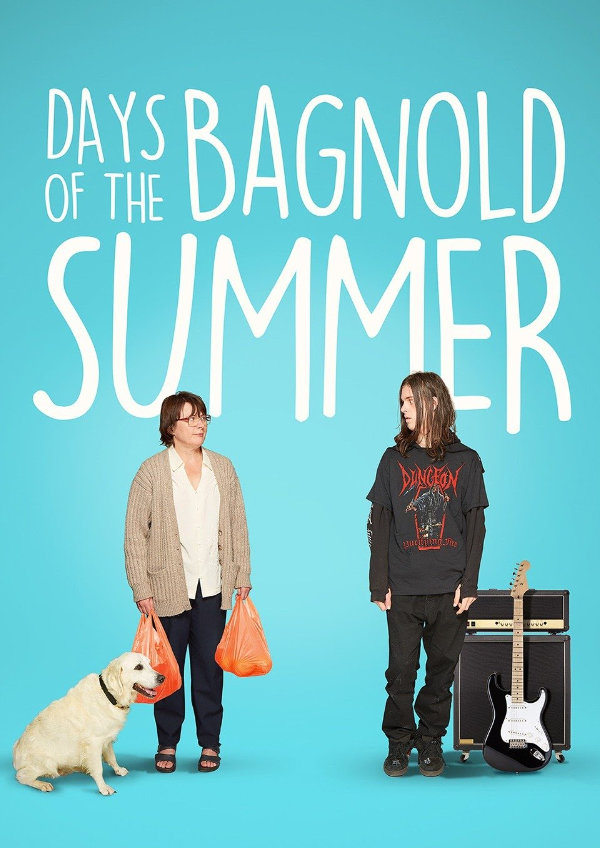 'Days of the Bagnold Summer' movie poster