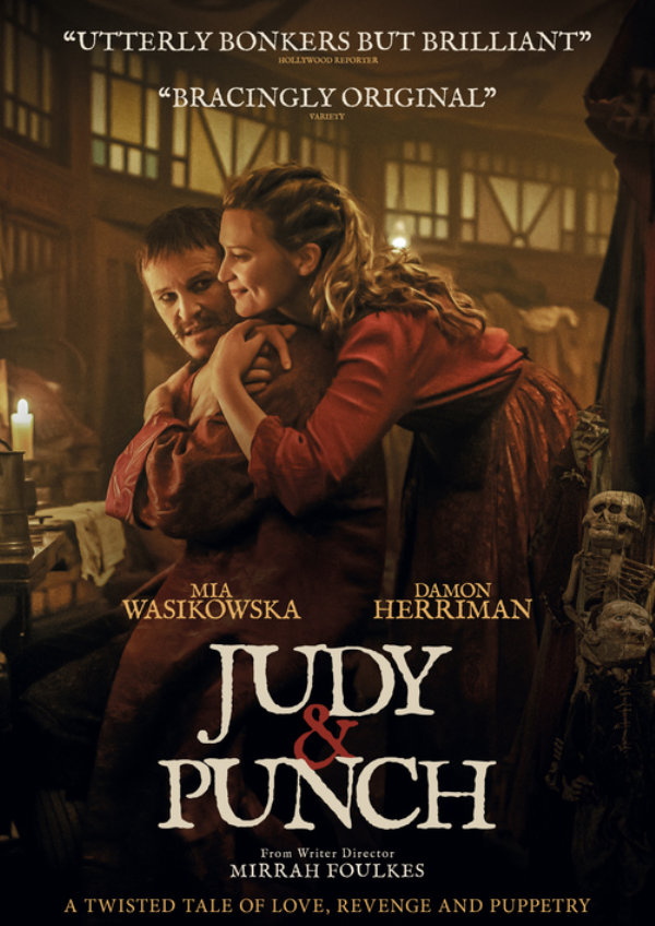 'Judy & Punch' movie poster