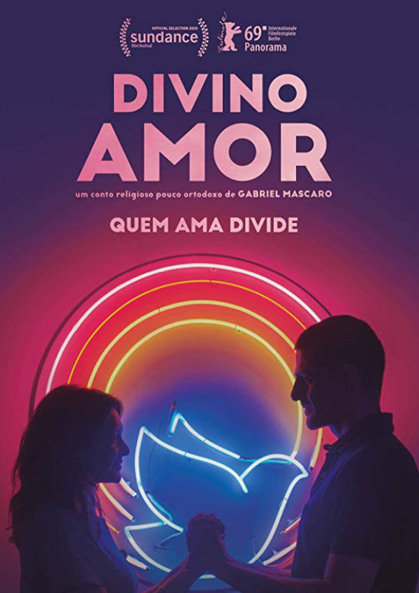 'Divine Love (Divino Amor)' movie poster