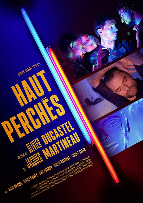 'Don't Look Down (Haut Perchés)' movie poster