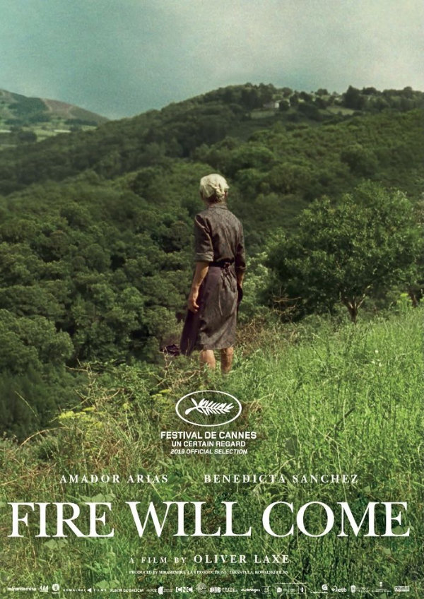 'Fire Will Come' movie poster