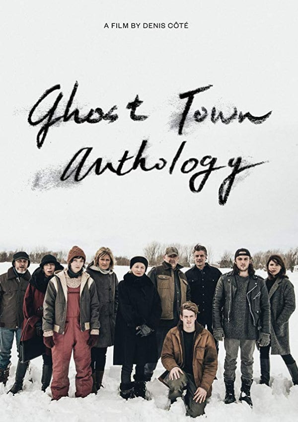 'Ghost Town Anthology' movie poster