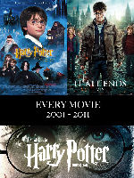 The Ultimate Harry Potter Marathon showtimes