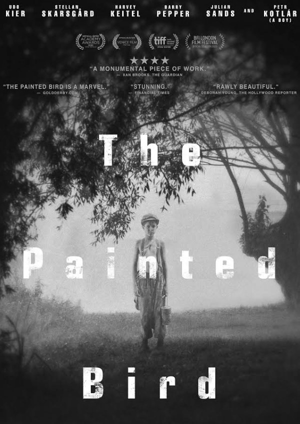 'The Painted Bird' movie poster