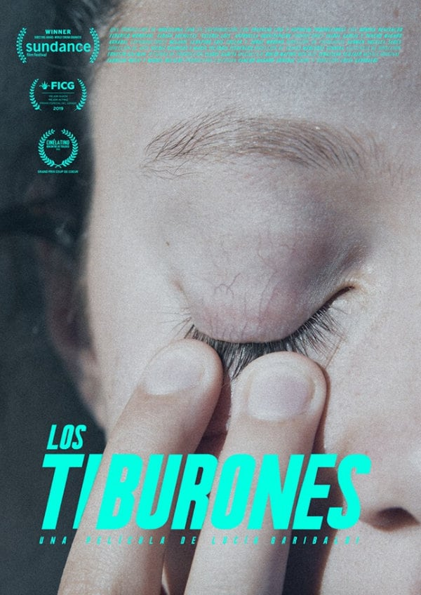 'The Sharks (Los Tiburones)' movie poster