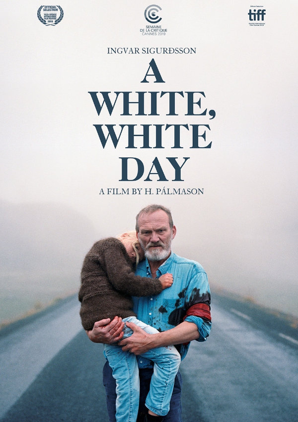 'A White, White Day (Hvítur, Hvítur Dagur)' movie poster