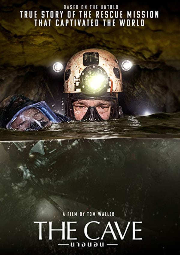 'The Cave (Thailand)' movie poster